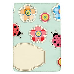 Buttons & Ladybugs Cute Flap Covers (s)  by Simbadda