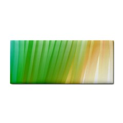 Folded Paint Texture Background Cosmetic Storage Cases by Simbadda
