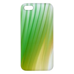 Folded Paint Texture Background Iphone 5s/ Se Premium Hardshell Case by Simbadda