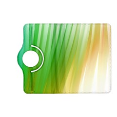 Folded Paint Texture Background Kindle Fire Hd (2013) Flip 360 Case by Simbadda