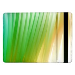 Folded Paint Texture Background Samsung Galaxy Tab Pro 12 2  Flip Case by Simbadda