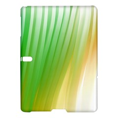 Folded Paint Texture Background Samsung Galaxy Tab S (10 5 ) Hardshell Case  by Simbadda