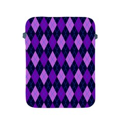 Plaid Triangle Line Wave Chevron Blue Purple Pink Beauty Argyle Apple Ipad 2/3/4 Protective Soft Cases by Alisyart