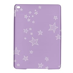 Star Lavender Purple Space Ipad Air 2 Hardshell Cases by Alisyart