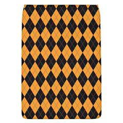 Plaid Triangle Line Wave Chevron Yellow Red Blue Orange Black Beauty Argyle Flap Covers (l)  by Alisyart