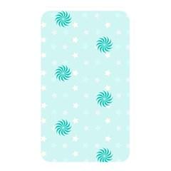 Star White Fan Blue Memory Card Reader by Alisyart