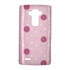 Star White Fan Pink Lg G4 Hardshell Case by Alisyart