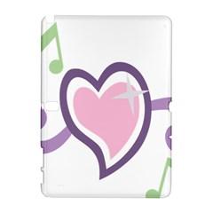 Sweetie Belle s Love Heart Star Music Note Green Pink Purple Galaxy Note 1 by Alisyart