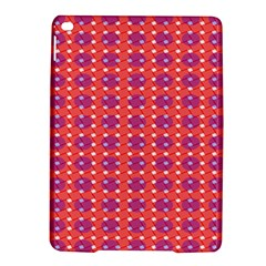Roll Circle Plaid Triangle Red Pink White Wave Chevron Ipad Air 2 Hardshell Cases by Alisyart
