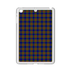 Tartan Fabrik Plaid Color Rainbow Ipad Mini 2 Enamel Coated Cases by Alisyart