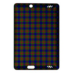 Tartan Fabrik Plaid Color Rainbow Amazon Kindle Fire Hd (2013) Hardshell Case by Alisyart