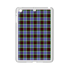 Tartan Fabrik Plaid Color Rainbow Triangle Ipad Mini 2 Enamel Coated Cases by Alisyart