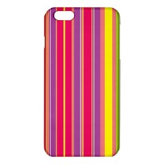 Stripes Colorful Background Iphone 6 Plus/6s Plus Tpu Case by Simbadda