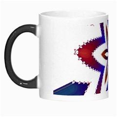 Fractal Flower Morph Mugs by Simbadda