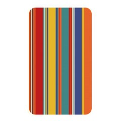 Stripes Background Colorful Memory Card Reader by Simbadda