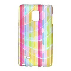 Abstract Stripes Colorful Background Galaxy Note Edge by Simbadda