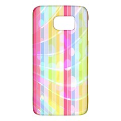 Abstract Stripes Colorful Background Galaxy S6 by Simbadda