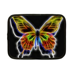Fractal Butterfly Netbook Case (small)  by Simbadda