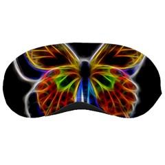 Fractal Butterfly Sleeping Masks by Simbadda