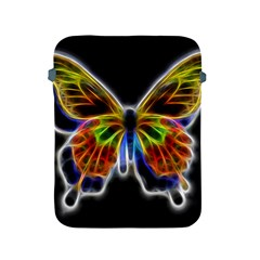 Fractal Butterfly Apple Ipad 2/3/4 Protective Soft Cases by Simbadda