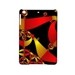 Fractal Ribbons Ipad Mini 2 Hardshell Cases by Simbadda
