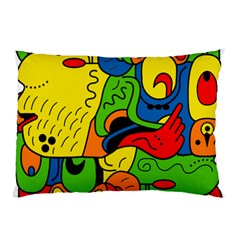 Mexico Pillow Case (two Sides) by Valentinaart