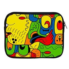 Mexico Apple Ipad 2/3/4 Zipper Cases by Valentinaart