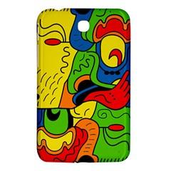 Mexico Samsung Galaxy Tab 3 (7 ) P3200 Hardshell Case  by Valentinaart