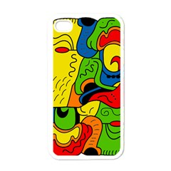 Mexico Apple Iphone 4 Case (white) by Valentinaart