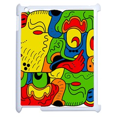Mexico Apple Ipad 2 Case (white) by Valentinaart