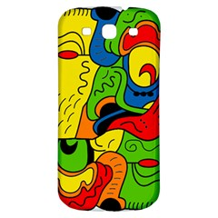 Mexico Samsung Galaxy S3 S Iii Classic Hardshell Back Case by Valentinaart