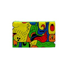 Mexico Cosmetic Bag (xs) by Valentinaart