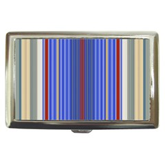 Colorful Stripes Cigarette Money Cases by Simbadda