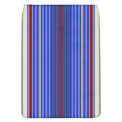 Colorful Stripes Flap Covers (l)  by Simbadda
