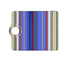 Colorful Stripes Kindle Fire Hdx 8 9  Flip 360 Case by Simbadda