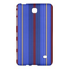 Colorful Stripes Samsung Galaxy Tab 4 (7 ) Hardshell Case
