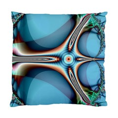 Fractal Beauty Standard Cushion Case (two Sides) by Simbadda