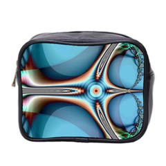 Fractal Beauty Mini Toiletries Bag 2 Side by Simbadda