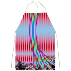 Fractal Tree Full Print Aprons by Simbadda