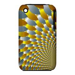 Fractal Spiral Iphone 3s/3gs by Simbadda