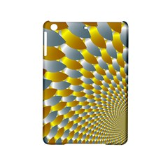 Fractal Spiral Ipad Mini 2 Hardshell Cases by Simbadda