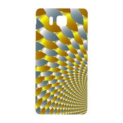 Fractal Spiral Samsung Galaxy Alpha Hardshell Back Case