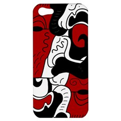 Mexico Apple Iphone 5 Hardshell Case by Valentinaart