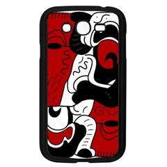 Mexico Samsung Galaxy Grand Duos I9082 Case (black) by Valentinaart