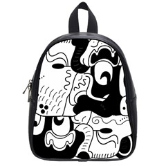 Mexico School Bags (small)  by Valentinaart