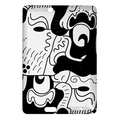 Mexico Amazon Kindle Fire Hd (2013) Hardshell Case by Valentinaart