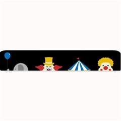 Circus  Small Bar Mats by Valentinaart