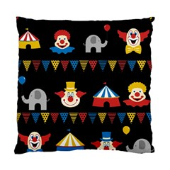 Circus  Standard Cushion Case (two Sides) by Valentinaart
