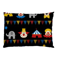 Circus  Pillow Case by Valentinaart