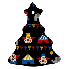 Circus  Ornament (christmas Tree)  by Valentinaart